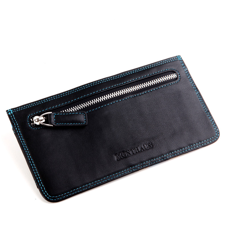 Mitao Factory Luxury Leather Coin Purses Bag With Driver License Slot Purses Card & ID Holders Wholesale Free Shipping