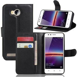 Flip Fall Für Huawei LUA-L21 LUA-U22 LUA-U02 Fall Telefon Leder Abdeckung Für Huawei Y3II Y3 II Y 3 II 3II LUA L21 U22 U02 Fällen