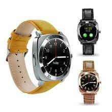 2017 Nouvelle Montre Smart Watch X3 Smartwatch Podomètre Remise En Forme Horloge Caméra SIM carte Mp3 Lecteur homme pour IOS Android Watchphone PK U8 DZ09