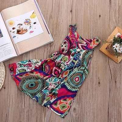 Лидер продаж модные летние платья для малышей милые вечерние платья-пачки для девочек платье принцессы с цветочным рисунком