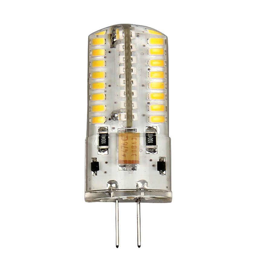 G4 Lampu LED Bead Pin Bohlam Kecil Tekanan Rendah Kristal Lampu Jagung Bubble LED Lampu Liontin Sumber SFMKLSL636336 SAF
