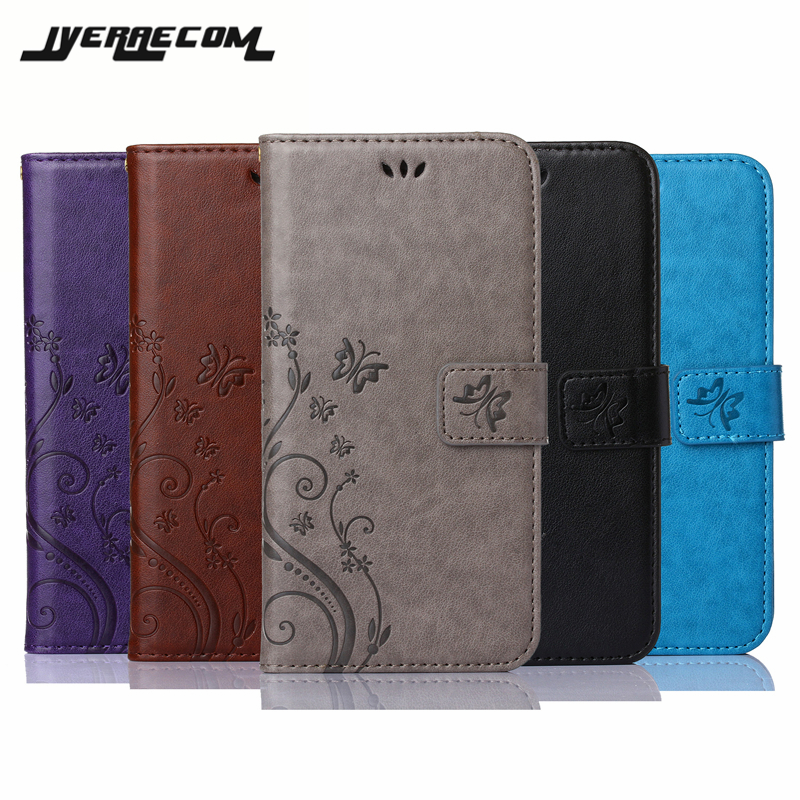 Luxury Retro Flip Case For Lenovo A536 Leather + Soft Silicon Wallet Stand Cover For Lenovo A536 A358T Case phone Fundas
