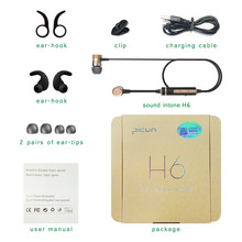 Sound Intone H6 Bluetooth Earphone With MIC