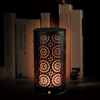 LED Flame Light Bulb Flickering Flames Table Lamp Decor for Holiday Hotel Bars Home Room JDH99