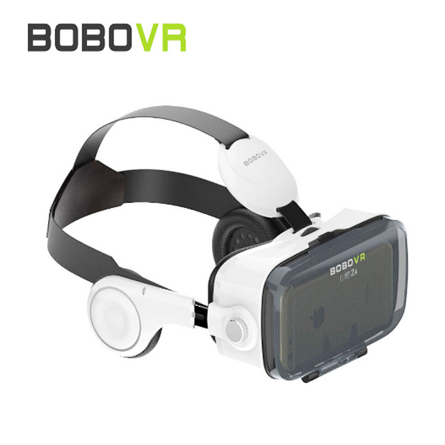 d99bb579a8d 100% Original Xiaozhai BOBOVR Z4 Virtual Reality 3D glasses 120 Degrees FOV  VR Box Headset 3D Movie Video Game with Headphone