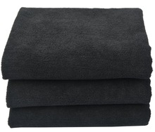Sinland Microfiber Hair Drying Towels Hand Salon Gym Ultra Thick  for Spa Hotels Home 50 pieces