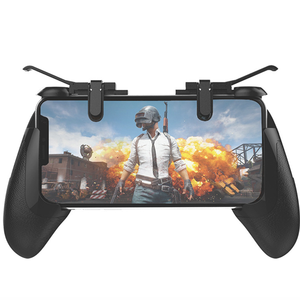 Image 5 - New Mobile Phone forPubg Game Handle Grip With L1R1 Shooter Controller Trigger Forpubg