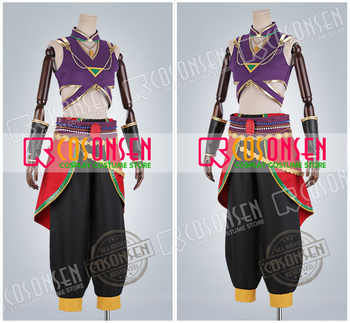 Ensemble Stars Rei Sakuma Cosplay Costume Extreme Vacation Bloomed Fancy Cosplay COSPLAYONSEN full set