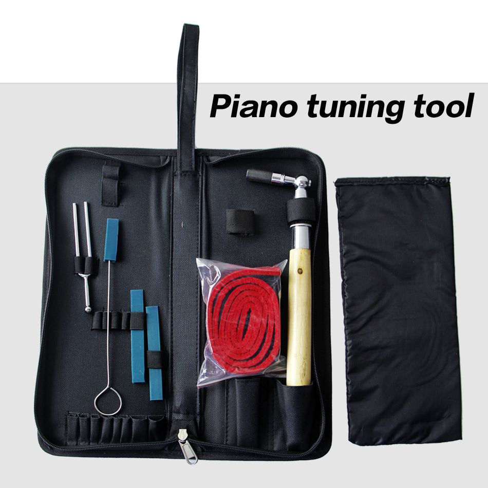 Tool, Accessories, Pitch, Tuning, Hammer, Kit
