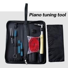 Piano Tuning Kit įrankis Tune Pitch Hammer guminiai klaviatūros priedai