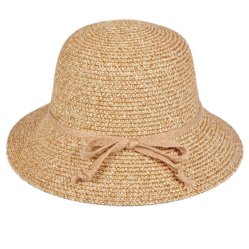 31bbe4784d1 Summer woman s sun hat Fashion straw hat sea beach bucket hat tourism hat  girls lady on vacations sunshade Sunscreen Fisherman-in Hats   Caps from  Mother ...