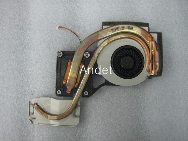 Nueva original ventilador de la cpu para lenovo thinkpad r61e r61 r61i 42w2779 portátil almohadillas de enfriamiento del disipador de calor