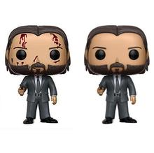 FUNKO POP Anime Arrival John Wick #387 Collection Model Toys Movie Action Figures Kids For Children Birthday Christmas Gift