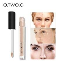 O.TW O.O жидкий консилер для консилера, 4 цвета, основа для макияжа, тональный крем, жидкий консилер, Косметика для макияжа