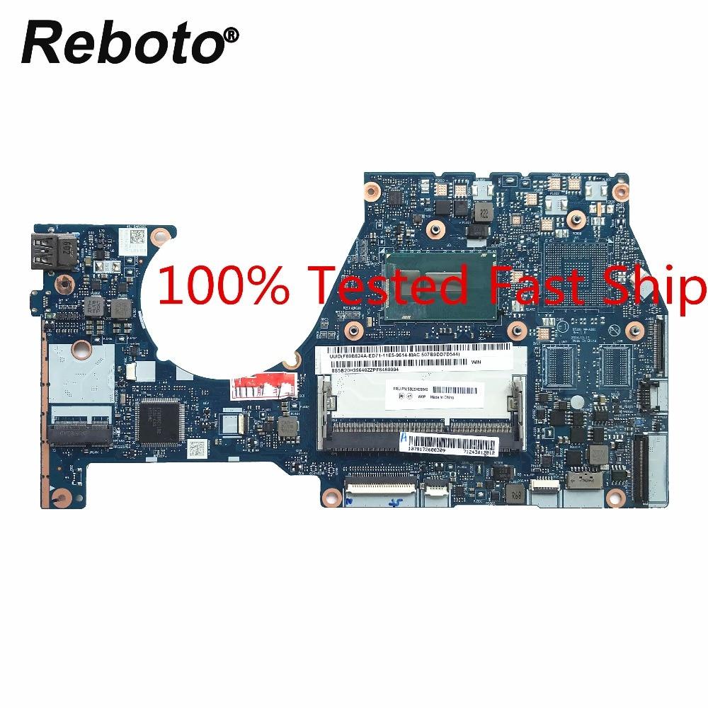 Reboto 5B20H35640 FOR Lenovo YOGA3 14 YOGA 3 14 Laptop Motherboard BTUU1 NM A381 W SR23Y