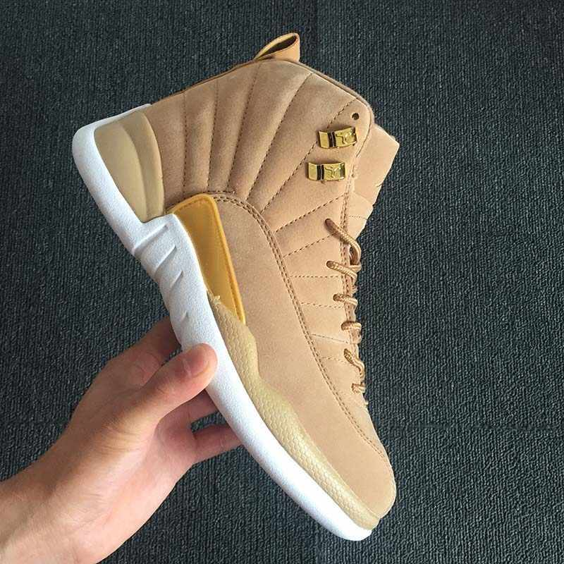 c22e916d6055de ... High Quality AJ 12 12s OVO White Gym Red Dark retro jordan Basketball  Shoes Men Women