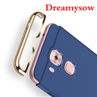 PC Cover Case For Huawei Honor 5X 6X 7X 8Lite V9 Play P10 P9 P8 Mate 10 9 8 7 Y3 Y5 Y6 2017 Removable 3 in 1 Hard Fundas Coque