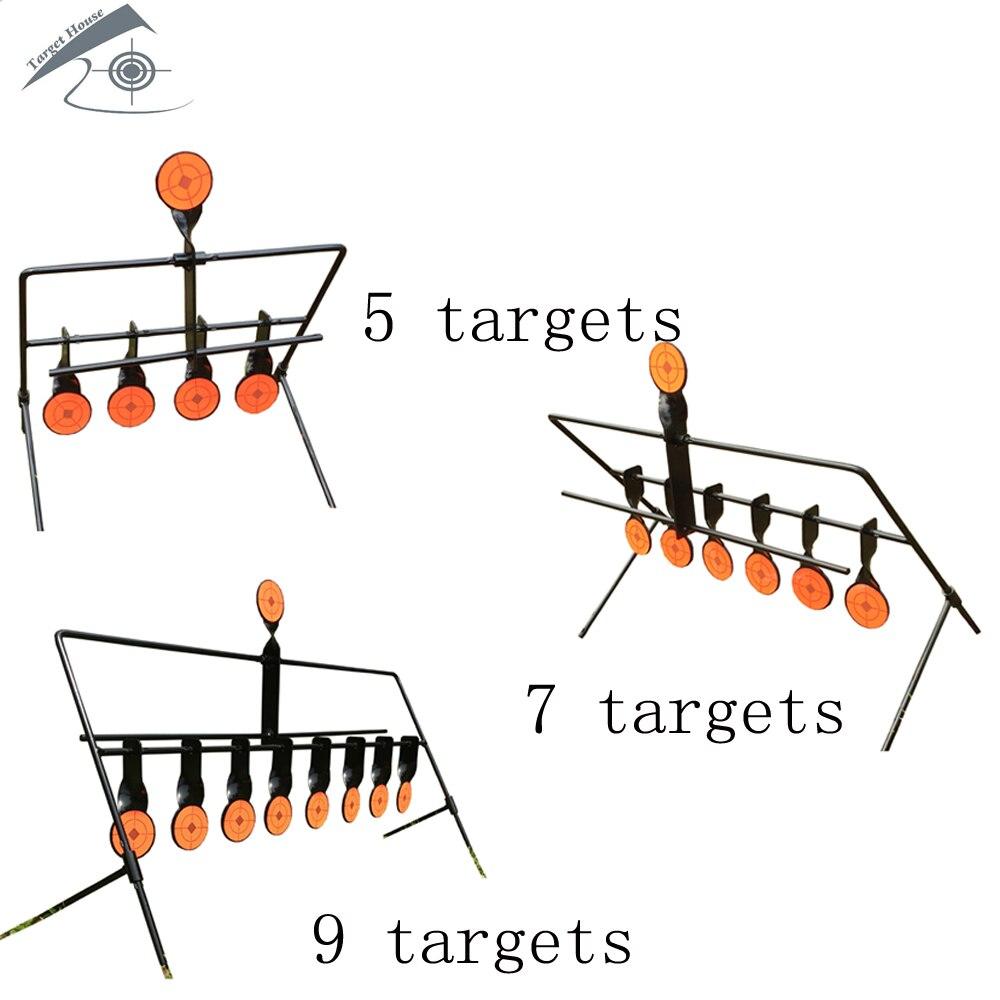 Target For Airgun Lead Pellet Gun Air Rifle Airsoft Paintball