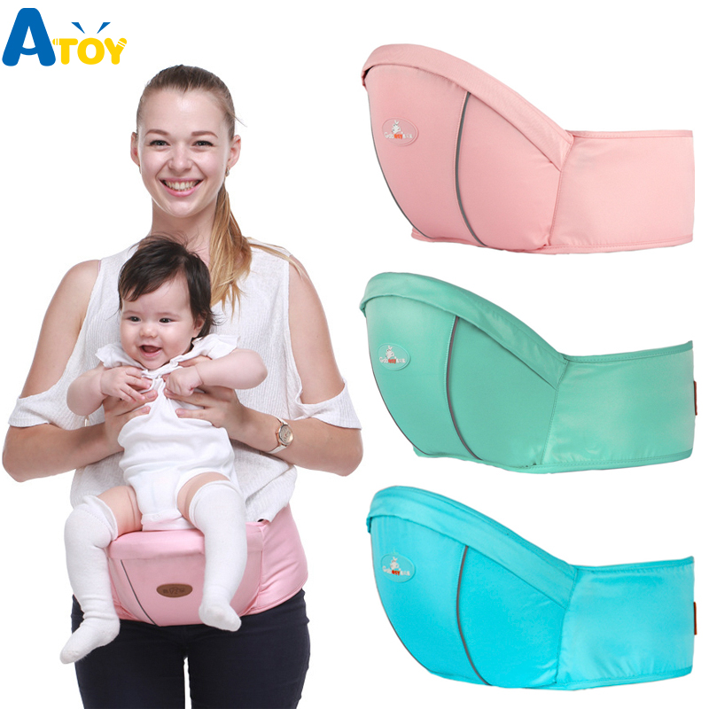 Kangaroo Carrier Belt Baby-Sling Adjustable Toddler Hipseat Waist-Stool Front-Carry Outdoor