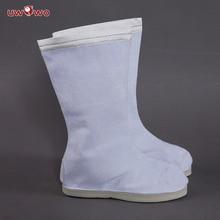 UWOWO Lan Wangji Lan SiZhui Lan JingYi Cosplay Boots Grandmaster of Demonic Cultivation Cosplay Shoes Mo Dao Zu Shi