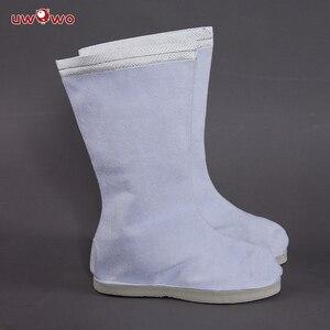 Image 1 - حذاء تأثيري من UWOWO Lan Wangji Lan SiZhui Lan JingYi حذاء على شكل شخصية غراندماستر من الزراعة الشيطانية أحذية كوسبلاي مو داو زو شي