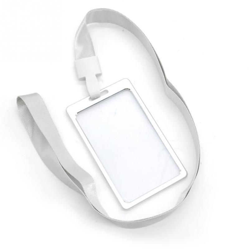 Online Shop Aluminum business card case alloy card work hard holder ...