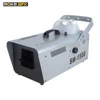 6PCs/lot 1500w Snow Machine Effect Snow Maker Remote Control Stage Effect Equipment