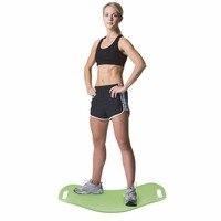 OUTAD Sport Ćwiczenia Fizyczne Balance Board Stóp Noga Body Szkolenia Joga Nadzorczej Na Skręcanie Talii Skręcanie Solid color utrzymać szczupła