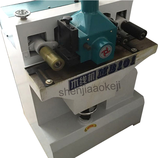 Wood Line Machine Woodworking Machinery Moulding Device Wood Moulder