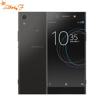 Оригинальный sony Xperia XA1 Ultra Dual G3226 GSM Dual Sim 4G LTE Android Восьмиядерный Оперативная память 4G B Встроенная память 6 4G B 6,0 23MP