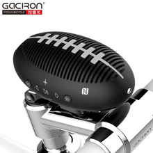 Gaciron Bluetooth Mini speaker Wireless Portable Bike Audio Cycling Bicycle outdoor Subwoofer Sound 3D stereo Music Camp Light