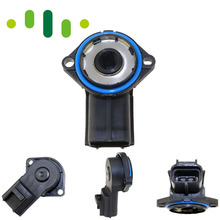 Throttle Position Sensor For Ford Courier Cougar C-Max Fiesta Focus KA Maverick Mondeo Puma Street Tourneo Transit 988F-9B989-BB