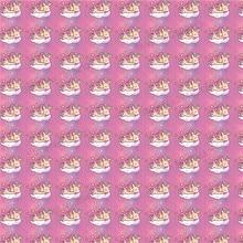 10 шт./лот искусственный Мультфильм Единорог Печатных Синтетическая кожа ткань Vinly для волос лук сумки 20*34 см PPUL33