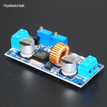 XL4015E1 DC-DC Step Down Adjustable Power Supply Module DC Buck Voltage Regulator 5A 4-38V Module LED Driver For Lithium Charger