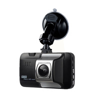 New 3 HD 1080P USB Dash Cam Car Camera Driving Recorder 170 Wide Angle Dashboard Camera with Night Vision, Cycle Recording