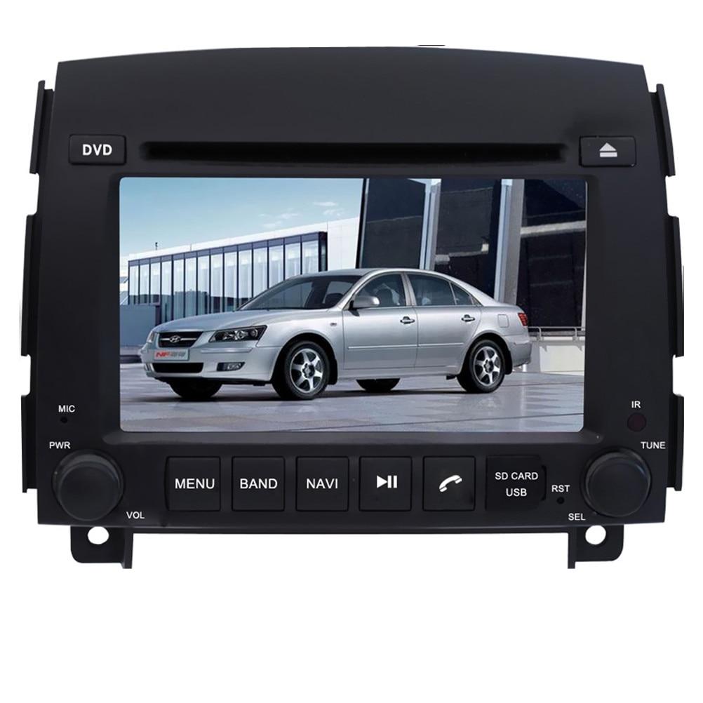 Navitopia wince 6 0 car multimedia player for hyundai sonata nf yu xiang 2006 2007 2008 2009