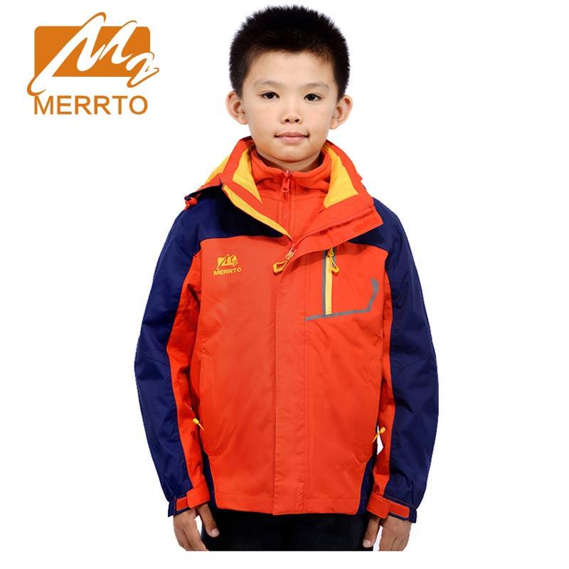 MERRTO 2016 Brand Boys Jacket Winter Coat Children's Outerwear Autumn Style Baby Boys Hooded Windbreaker Clothes For Sport#19120