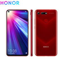"Global Version honor V20 LTE Mobile Phone 6 RAM 128GB ROM 6.4"" Kirin 980 OctaCore Andorid 9 Fast Charge View 20 NFC Phone(China)"