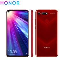 Global Version honor V20 LTE Mobile Phone 6 RAM 128GB ROM 6.