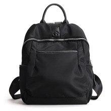 Данте Брендовые женские рюкзак водонепроницаемый Оксфорд ткань школьный рюкзак для девочек-подростков сумка большая емкость дорожная сумка два размера