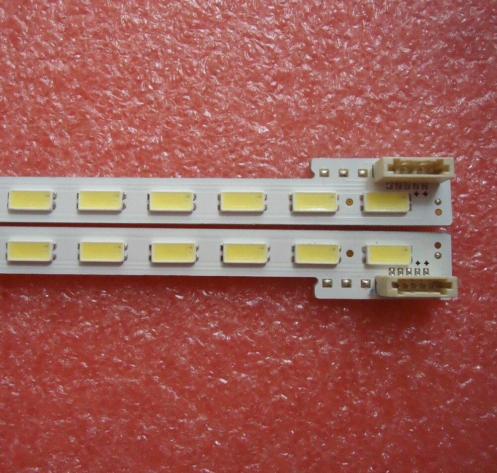 Led Backlight Screen For 55 Inch LED TV KDL-55HX750 2012SLS55 7030 58 R REV1.2 L 1pcs=58led 605mm