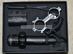 980nm 50mw Infrared IR Dot Laser Sight Gun/Rifle Scope Scope-980-50-GD