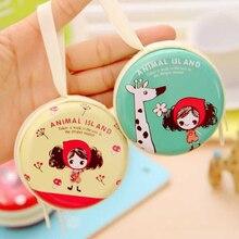 Фотография Cute Mini Hold Case headphone For Headphones Earphone Earbuds Carry Case for Headphone Case For Keys Coin Travel Earphone