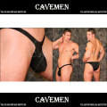 The bag type Half hip * 2530 *sexy men lingerie T-Back Thong G-String T pants Underwear free shipping