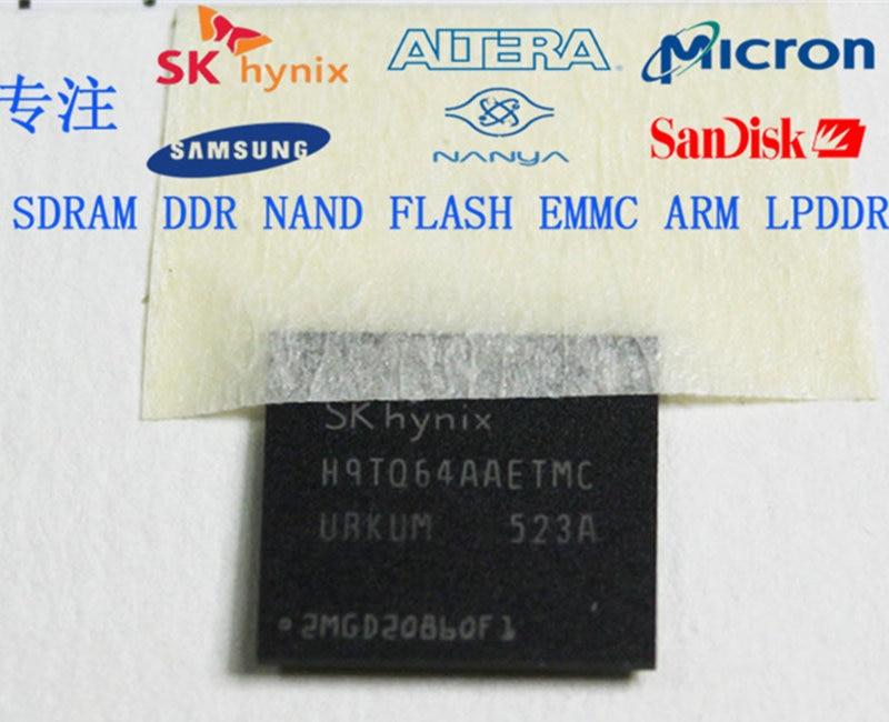 все цены на (1PCS) (2PCS) (5PCS) (10PCS)  100% new original   H9TQ64AAETMCUR-KUM  BGA Memory chip H9TQ64AAETMCUR KUM онлайн
