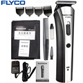 Flyco Professional Men  Baby And  Adult   Hair Clippers Rechargeable Electric Razor Buzzer  Trimmers Barber Tool Kit Hair FC5805