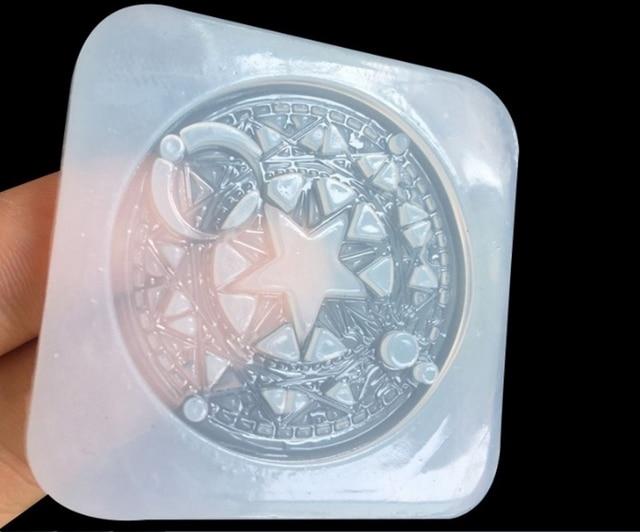 1 pcs magic array liquid silicone mold diy resin jewelry pendant 1 pcs magic array liquid silicone mold diy resin jewelry pendant necklace pendant mold resin molds aloadofball Choice Image