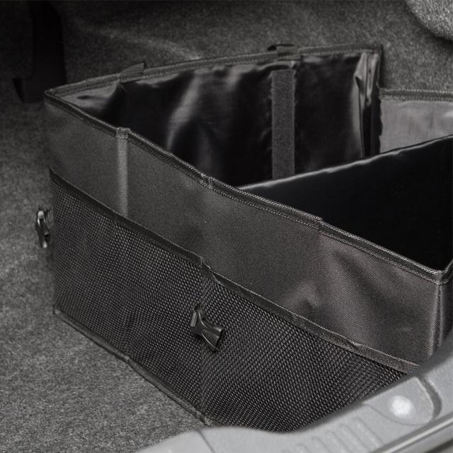 Car Trunk Organizer Eco-Friendly Super Strong & Durable Collapsible Cargo Storage Box For Auto Trucks SUV Trunk Box / Box