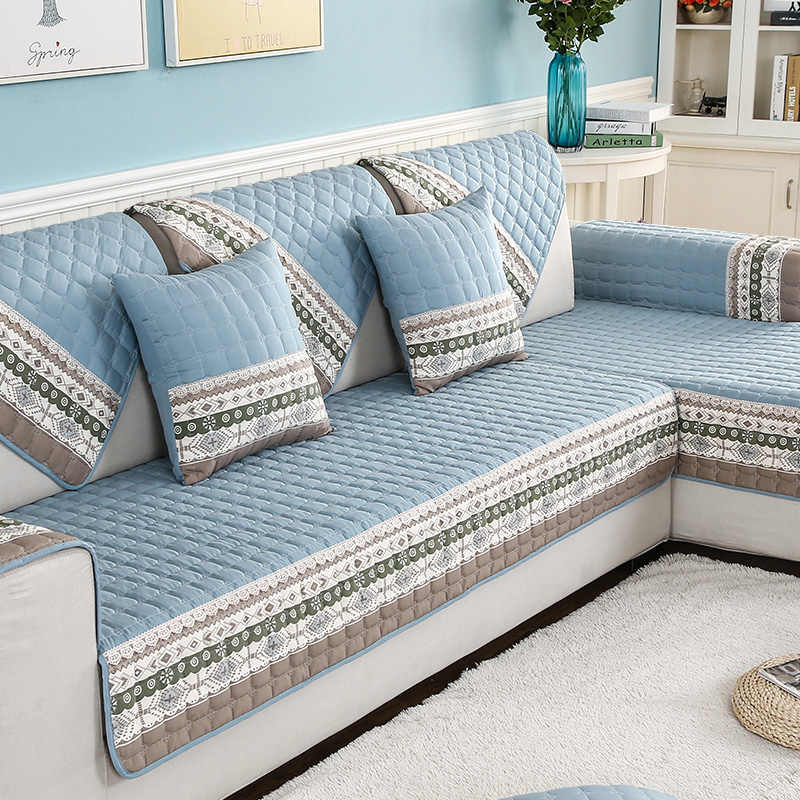 Cotton Sofa Covers For Towel Cover