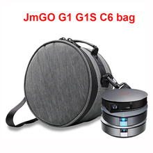 JmGo Accessories Portable Bag Travel Case for JmGO G3 Pro G1 G1S C6 E8 DLP Projector